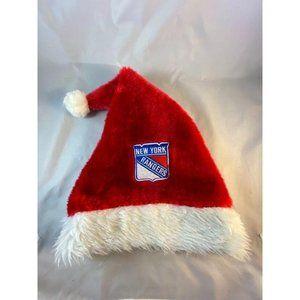 New York Rangers Unisex Santa Hat by BJM Promotion